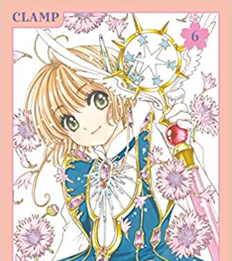 Cardcaptor Sakura Clear Card Manga Volume 6