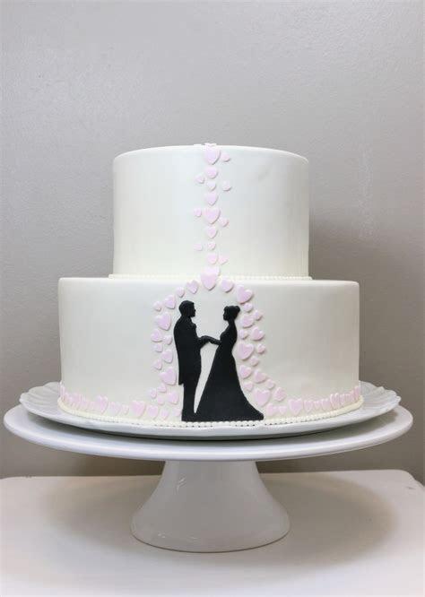 2 Stöckig elegante Hochzeitstorte ? Barbara Aletter