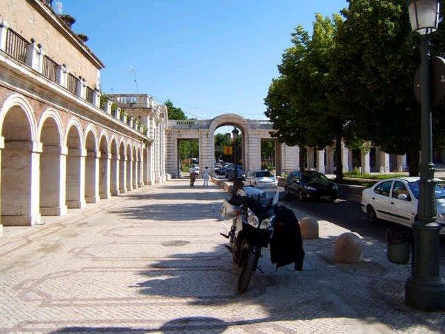 Gatho viajes y rutas en moto jun 39 07 aranjuez almagro despe aperros - Oficina de turismo de aranjuez ...