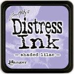 Ranger Ink - Tim Holtz - Distress Ink Pads - Mini - Shaded Lilac