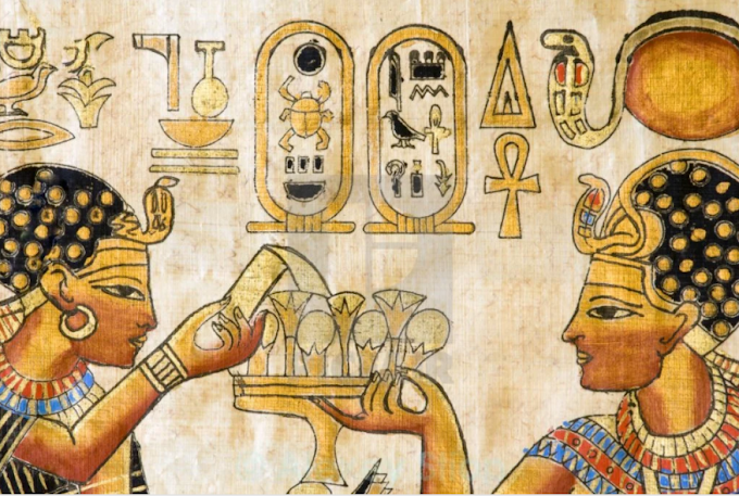 Beauty in the days of the Pharaonic era