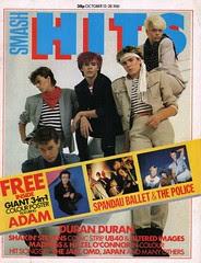 Smash Hits, October 15, 1981