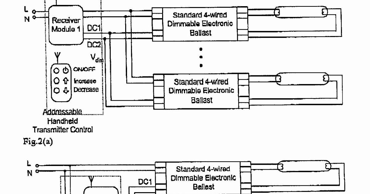 Led Downlight Wiring Diagram