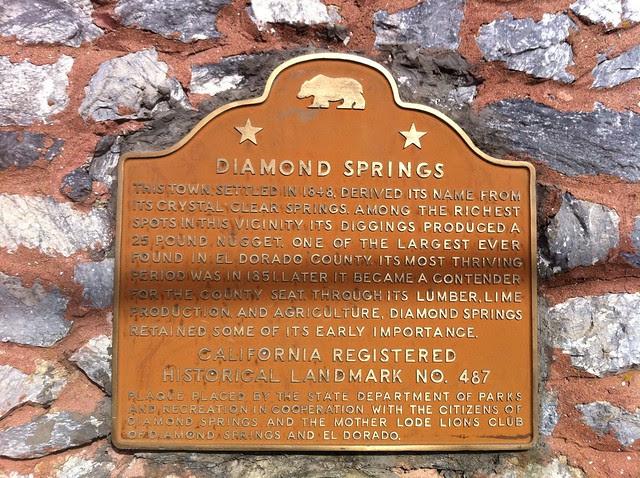 California Historical Landmark #487