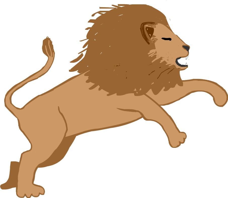 ライオン イラスト 無料 Jpggif画像