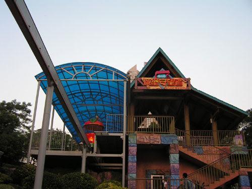 重游深圳欢乐谷