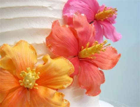 Tropical Passion Fruit Buttercream Cake   Best Friends For