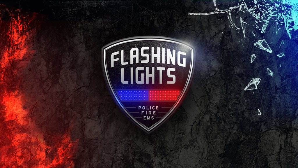 Image result for Flashing Lights Police Fire EMS Free Download