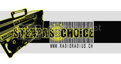 Steppas Choice Logo New