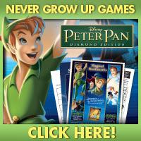 Download Peter Pan Never Grow Up Games