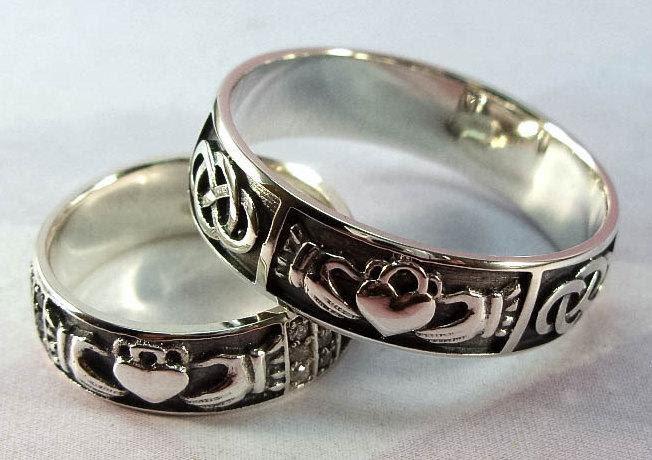 Image result for irish rings