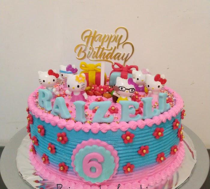 Games Memasak Kue Ulang Tahun Hello Kitty Berbagai Kue