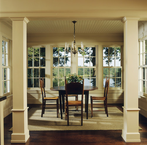 Glenn Gissler Design traditional dining room