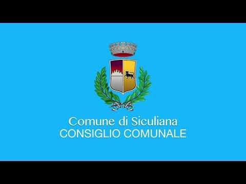 Consiglio Comunale del 14 giugno 2021