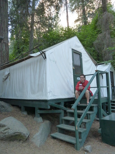 Curry Camp Cabin, Yosemite