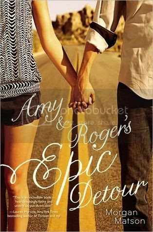 https://www.goodreads.com/book/show/7664334-amy-and-roger-s-epic-detour
