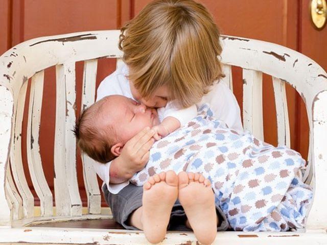 Cuando soy testigo del amor que mis hijos se tienen.