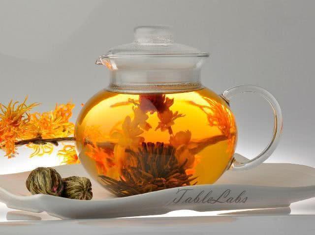 Conheça a técnica flores de chá