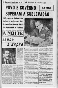 press - a noite - 1 de abril de 1964