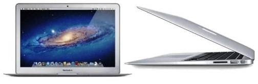 2. Apple MacBook Air MC965LLA Top 10 Best Laptops in 2012
