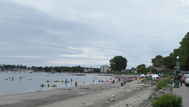 2012 MEC Paddlefest Victoria