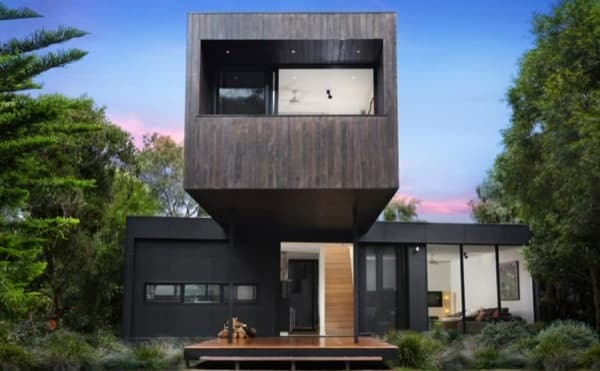 Casas de madera prefabricadas casa por modulos - Casas de modulos ...