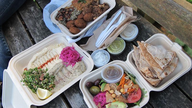 Nuba Lunch