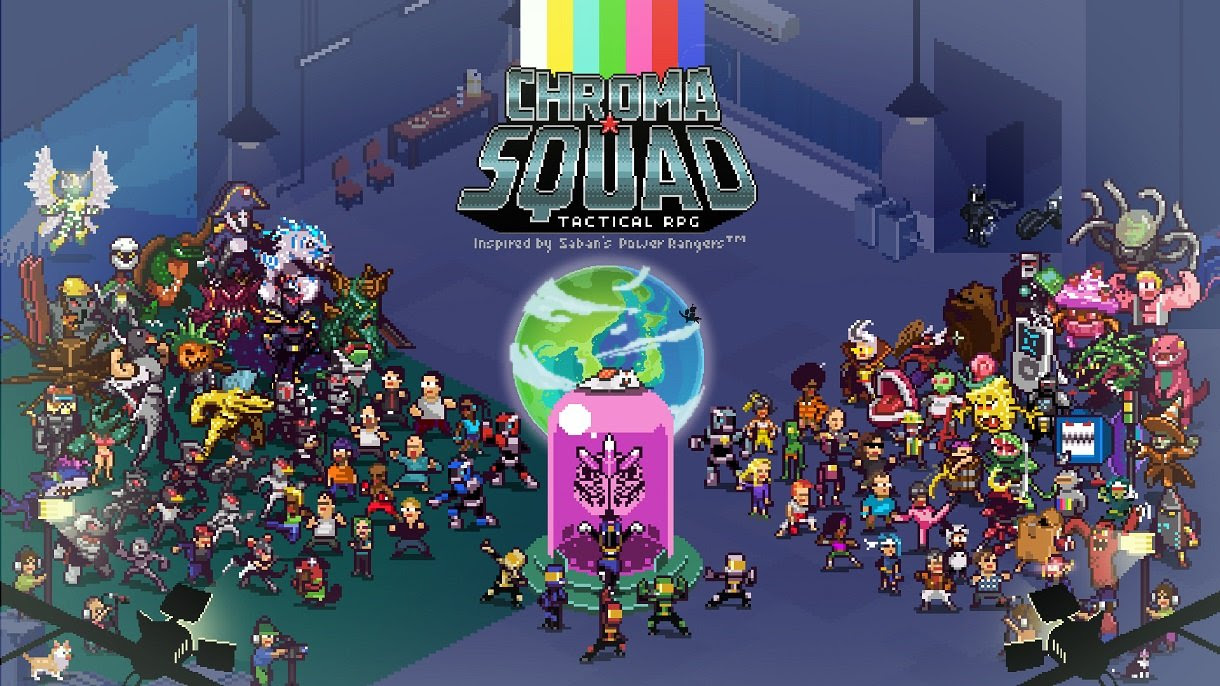 PSA: Chroma Squad is out on PS4 and Xbox One screenshot