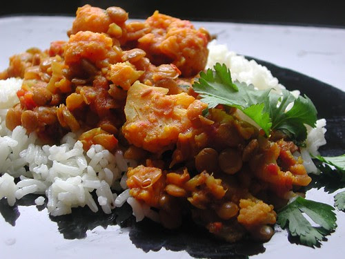 Spicy Lentil Dal