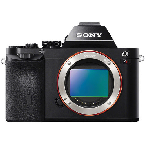 Or maybe more practical like a Sony a7R?