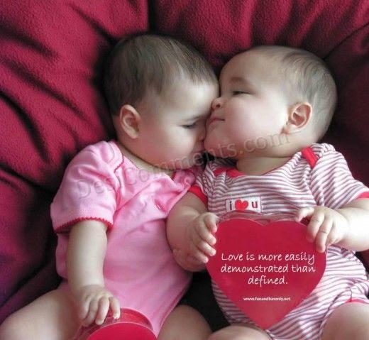 berdamailah seperti 2 bocah ini