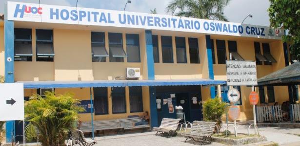 Hospital Universitário Oswaldo Cruz é um dos mais procurados durante surto de microcefalia