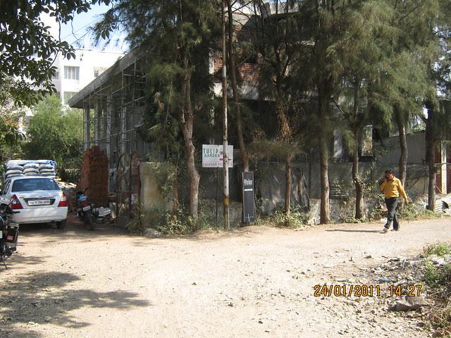 To Paradigm Emerald & Alliance BelAir, Ram Indu Park, Baner, Pune 411 045