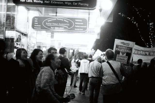 Anti-Israel Protest 2