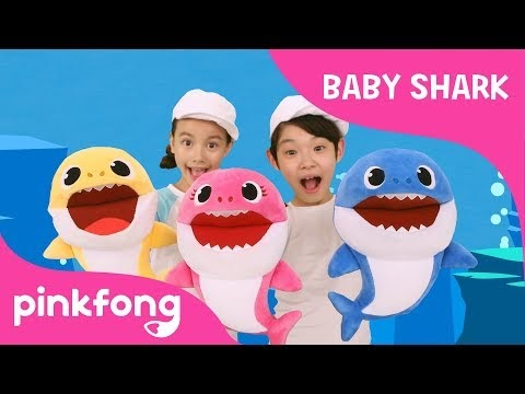 Baby Shark Dance with Song Puppets   Baby Shark Toy   Toy ...