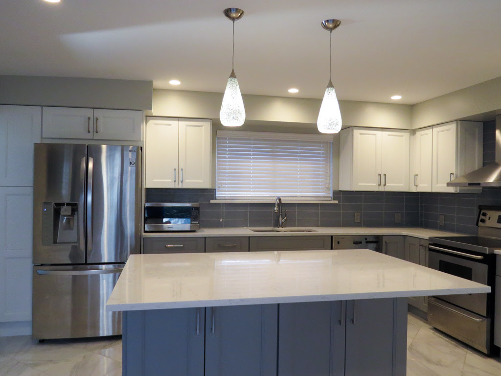 Modern Kitchen Remodel in Indianapolis | WrightWorks LLC IN
