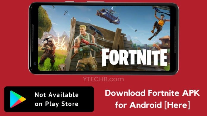 Download Fortnite APK for Android Without Verification