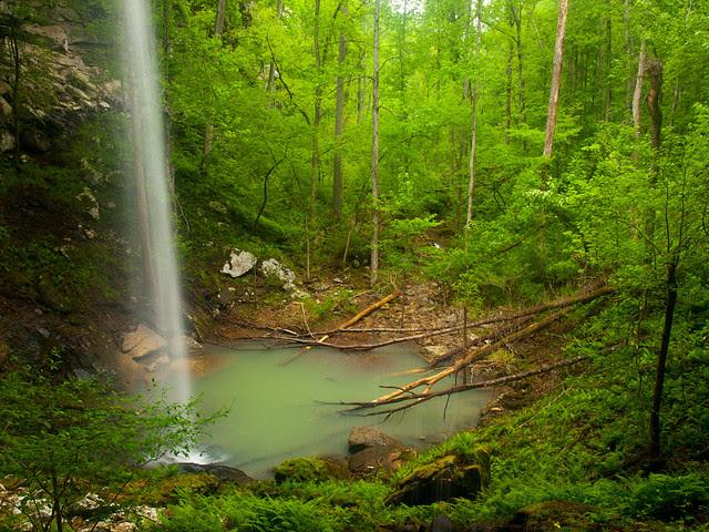 Sweden Creek Falls