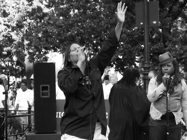 Preacher, Union Square