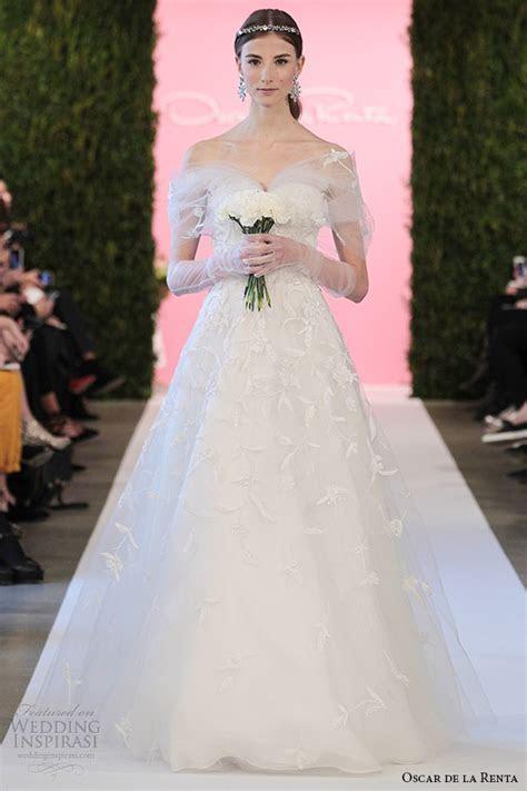 Oscar de la Renta Bridal 2015 Wedding Dresses   Wedding