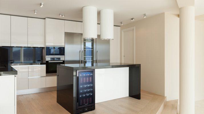 2018 Kitchen Trends Black Stainless Steel Appliances Newair