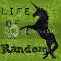 Life of a Random