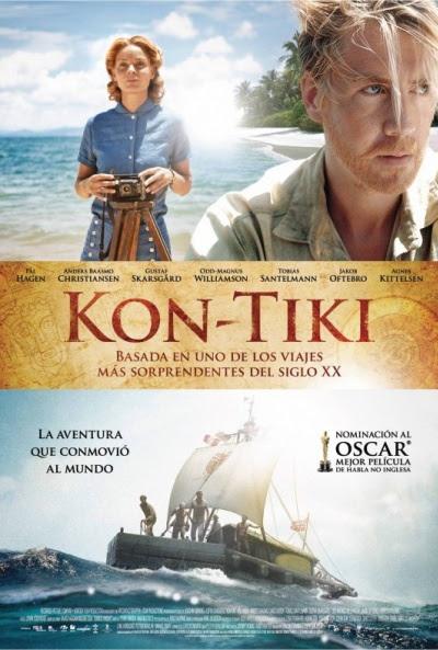 Cartel de Kon-Tiki (Kon-Tiki)