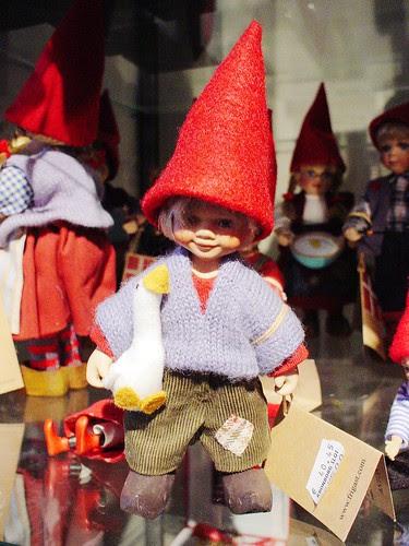 童話人物玩偶