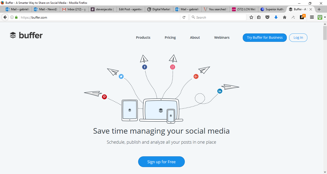 50 Free Marketing Tools Any Small Business Can Use - Buffer