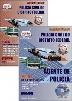 Apostila PC DF - Polícia Civil Distrito Federal