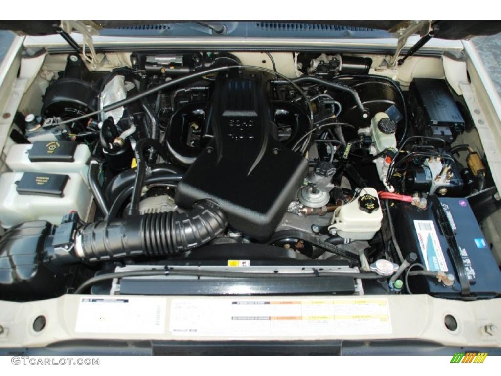 2001 Ford Explorer Sport 4.0 Liter SOHC 12-Valve V6 Engine ...