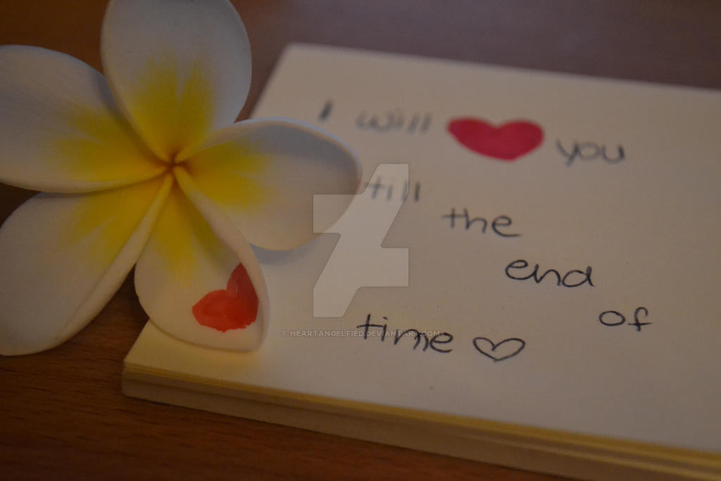 I Love You Till End Of Time