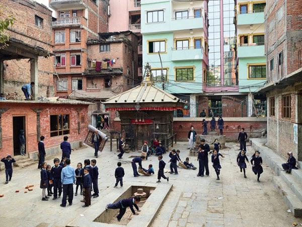 perierga.gr - Διάλειμμα στα προαύλια σχολείων του κόσμου!