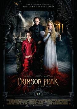Crimson Peak Filmplakat